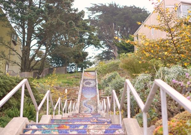 emmehope.co 16th avenue tiled steps san francisco california