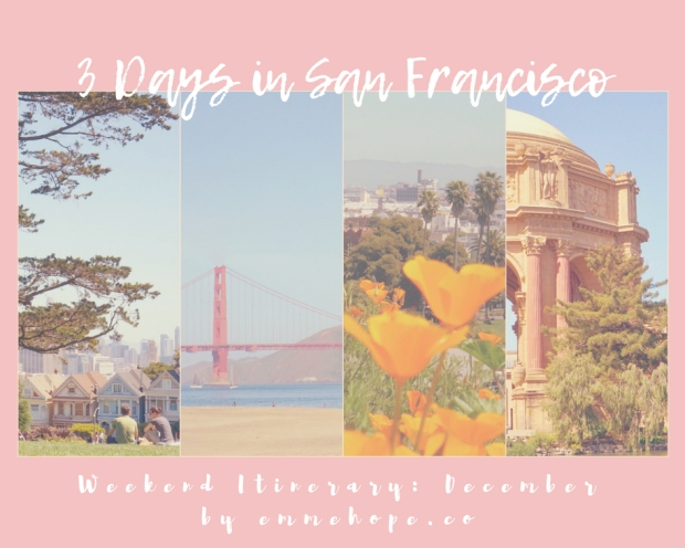December in San Francisco by Emme Hope Slow Blog