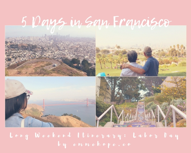 Labor Day in San Francisco by Emme Hope Slow Blog