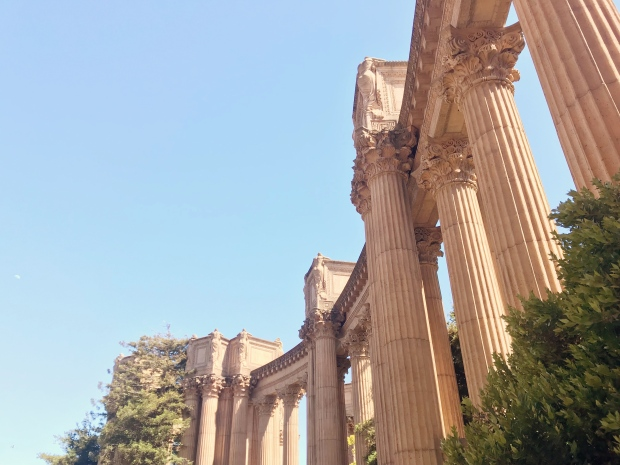 Palace of Fine Arts Emme Hope Copyright 2018