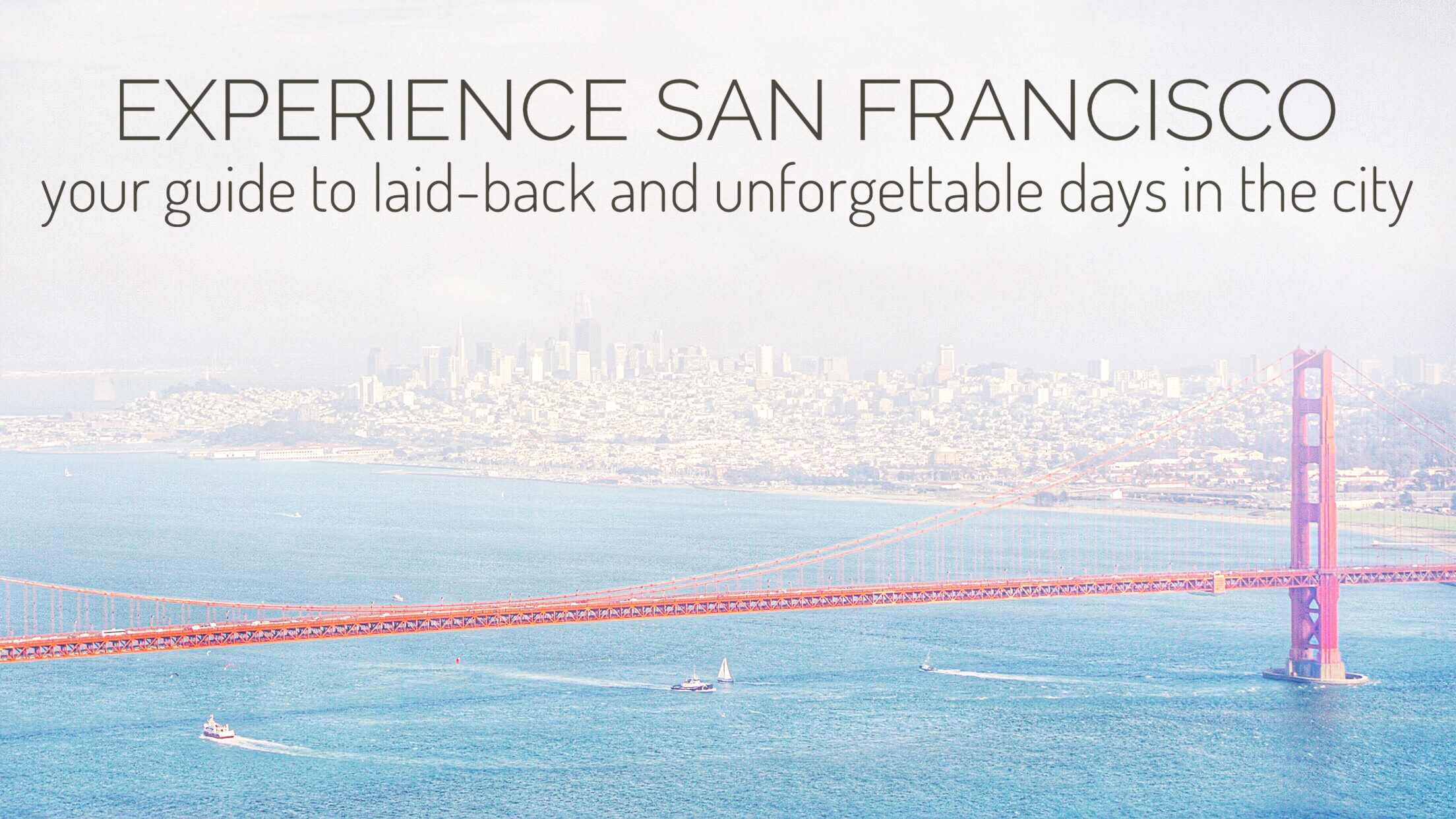 San Francisco Travel Guide Moving Tips Travel Inspirations Slow Travel Slow Living Emme Hope Blog