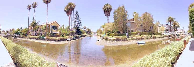 Charming Venice Canals L.A. emmehope.co copyright 2018