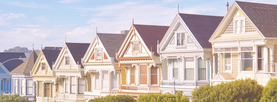 Painted Ladies San Francisco Charming Homes SF - COPYRIGHT 2017 EMMEHOPE[dot]CO